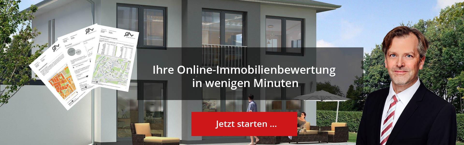 Herr Georgi und Online-Immobilienbewertung
