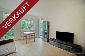 Neubaugleiche Wohnung mit Komplett-Möblierung, 81735 München, Etagenwohnung